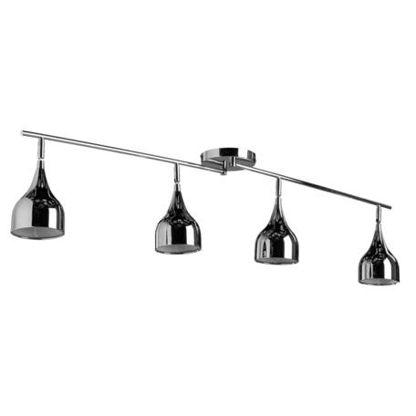 Arte Lamp Campana A9555PL-4CC, 4xE14x40W, хром