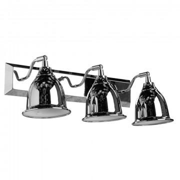 Бра с регулировкой направления света Arte Lamp Campana A9557AP-3CC, 3xE14x40W, хром, металл