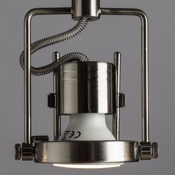 Потолочный светильник с регулировкой направления света Arte Lamp Costruttore A4300PL-3SS, 3xGU10x50W, серебро, металл - миниатюра 3
