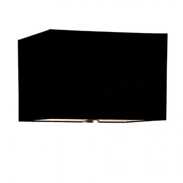 Абажур Newport Абажур к 3201/FL Черный гладкий, черный, текстиль