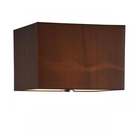 Абажур Newport Абажур к 3201/FL Коричневый гладкий, коричневый, текстиль