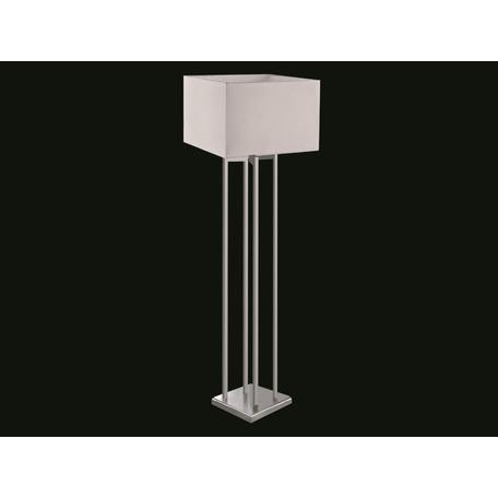 Основание настольной лампы Newport 3201/FL без абажура, 1xE27x60W, хром, металл с хрусталем