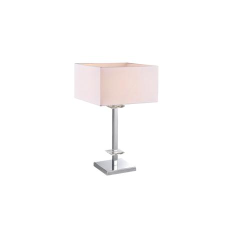 Основание настольной лампы Newport 3201/Т без абажура, 1xE27x60W, хром, металл с хрусталем