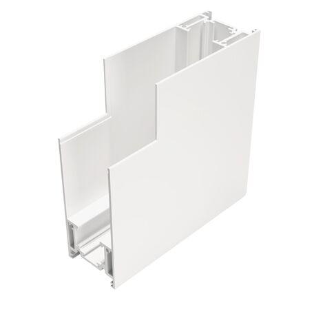 L-образный внутренний соединитель для треков Maytoni Magnetic track system TRA004ICL-21W, белый, металл