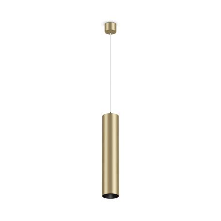 Светильник Maytoni Focus P075PL-01MG, 1xGU10x50W, золото, золото с черным, металл
