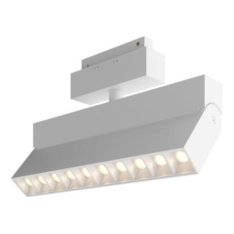 Светодиодный светильник Maytoni Points TR015-2-20W3K-W, LED 20W 3000K 1300lm CRI90, белый, металл
