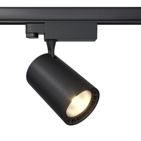 Светодиодный светильник Maytoni Vuoro TR029-3-30W3K-B, LED 30W 3000K 2350lm CRI80, черный, металл