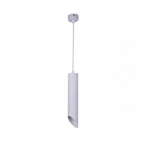 Подвесной светодиодный светильник Kink Light Стик 2101,01, LED 12W 4000K 1080lm, белый, металл