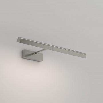 Настенный светодиодный светильник для подсветки картин Astro Renoir 1371012 (8578), LED 4,8W 2700K 261lm CRI80, никель, металл