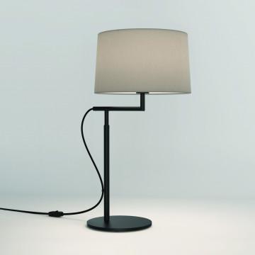 Основание настольной лампы Astro Telegraph 1404004 (4596), 1xE27x12W, черный, металл