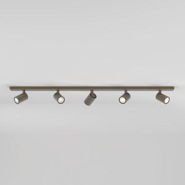 Потолочный светильник с регулировкой направления света Astro Ascoli 1286060 (8527), 5xGU10x50W, бронза, металл