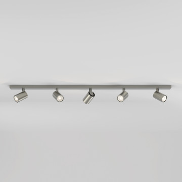 Потолочный светильник с регулировкой направления света Astro Ascoli 1286061 (8528), 5xGU10x50W, никель, металл