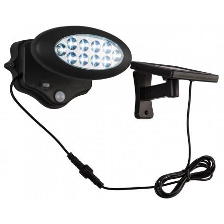 Настенный светодиодный светильник Globo Solar 3722S, IP44, LED 0,6W 8500K, пластик