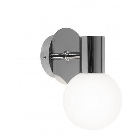Настенный светильник Globo Skylon 41522, IP44, 1xG9x33W, металл, стекло
