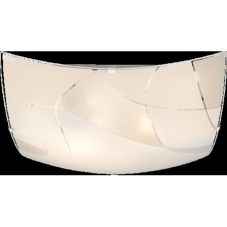 Потолочный светильник Globo Paranja 40403-2, 2xE27x60W, металл, стекло