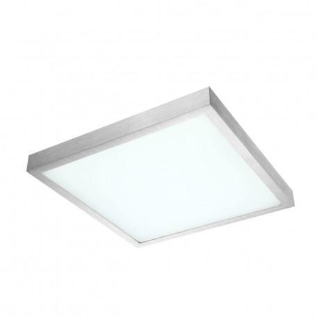 Потолочный светодиодный светильник Globo Tamina 41663, LED 18W 3000K 1750lm, металл, металл с пластиком
