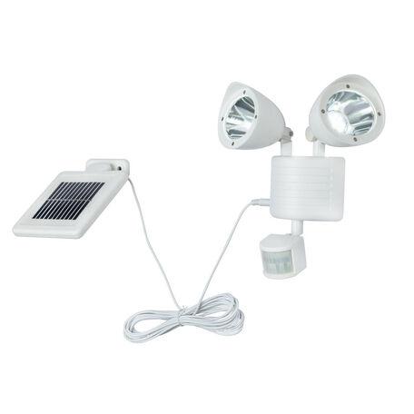 Светодиодный прожектор Globo Solar 3723S, IP44, LED 1,32W 7500K, пластик