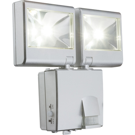 Светодиодный прожектор Globo Solar 3724S, IP44, LED 2W 5000K, пластик