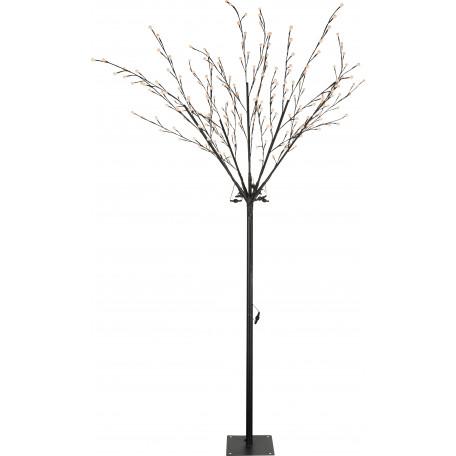Садовый светодиодный светильник Globo Viridis 39115, IP44 2700K (теплый), металл, пластик