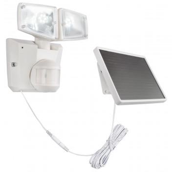 Светодиодный прожектор Globo Solar 3718S, IP44, LED 6W, пластик