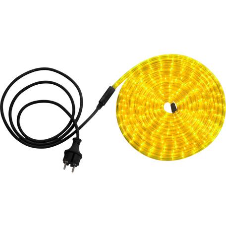 Светодиодная лента в комплекте с питанием Globo Light Tube 38965, IP44, LED 9,216W, пластик