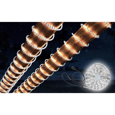 Светодиодная лента в комплекте с питанием Globo Light Tube 38971, IP44, LED 13,824W 1,3824Wм 5500K 432lm 48lmм, пластик
