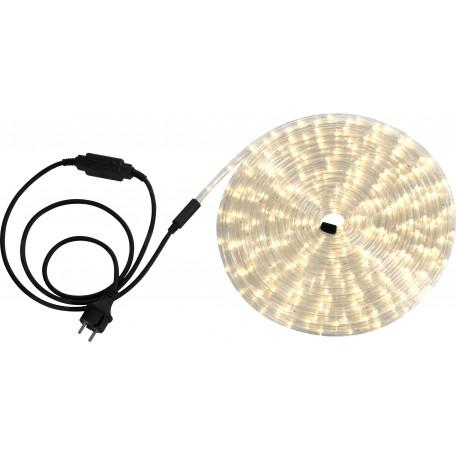 Светодиодная лента в комплекте с питанием Globo Light Tube 38972, IP44, LED 13,824W 1,3824Wм 2600K 432lm 48lmм, пластик