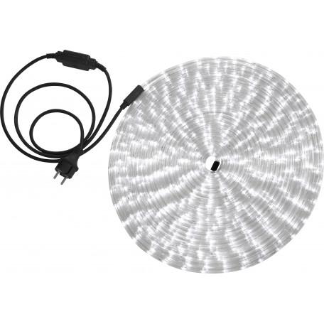 Светодиодная лента в комплекте с питанием Globo Light Tube 38981, IP44, LED 27,648W 1,536Wм 5500K 864lm 48lmм, пластик