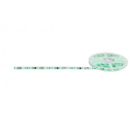Светодиодная лента в комплекте с питанием с пультом ДУ Globo Led Band 38997, IP44, LED 24W RGB, пластик