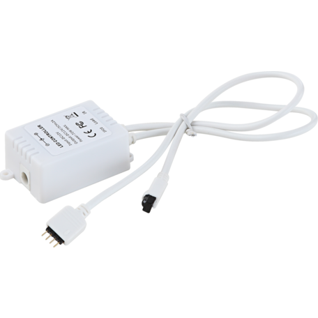 Светодиодная лента в комплекте с питанием с пультом ДУ Globo Led Band 38999, IP44, LED 24W 4,8Wм RGB 475lm 71,97lmм, пластик