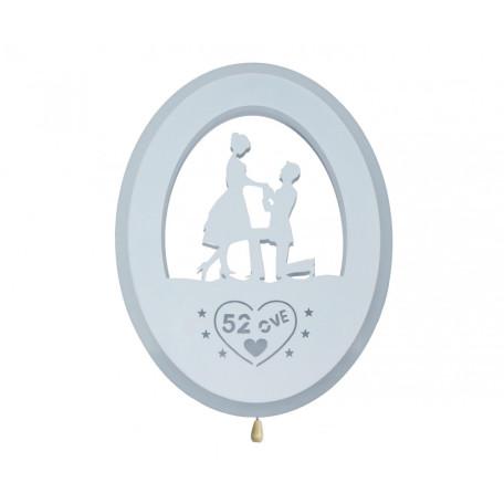 Настенный светодиодный светильник Kink Light Предложение 074110,25, LED 21W 1470lm CRI>80