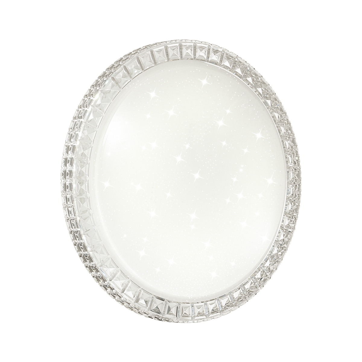 Потолочный светодиодный светильник Sonex Brisa 2036/FL, IP43, LED 90W 6500lm, белый, металл, пластик - фото 2
