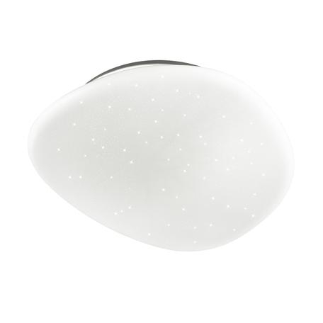 Потолочный светодиодный светильник с пультом ДУ Sonex Stone 2039/DL, IP43, LED 48W 3000-6000K 3400lm, белый, металл, пластик