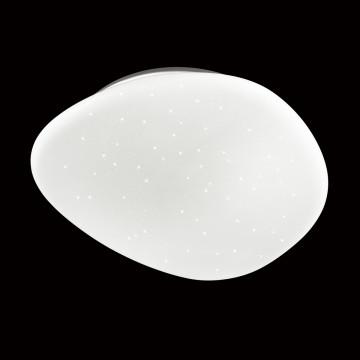 Потолочный светодиодный светильник Sonex Stone 2039/EL, IP43, LED 72W 3000-6000K 5000lm, белый, металл, пластик - миниатюра 3