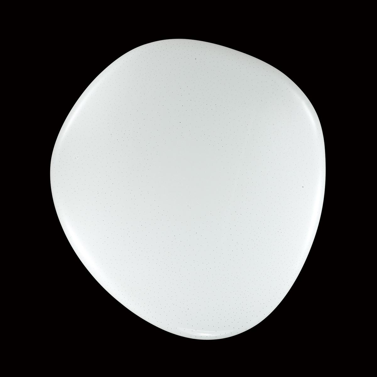 Потолочный светодиодный светильник Sonex Stone 2039/EL, IP43, LED 72W 3000-6000K 5000lm, белый, металл, пластик - фото 4