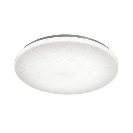 Потолочный светодиодный светильник Sonex Modes 2043/DL, IP43, LED 48W 2360lm, белый, металл, пластик