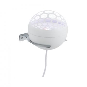 Настольная светодиодная лампа Paulmann Favia 79696, LED 6W, серый, белый, пластик - миниатюра 5