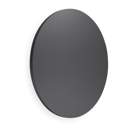 Настенный светодиодный светильник Mantra Bora Bora C0119, LED 6W 3000K 540lm, черный, металл