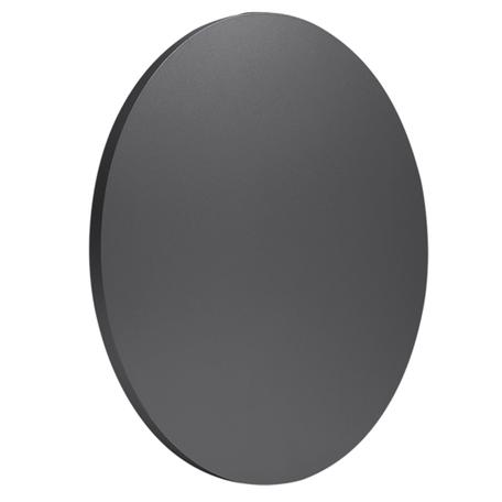 Настенный светодиодный светильник Mantra Bora Bora C0120, LED 12W 3000K 1080lm, черный, металл