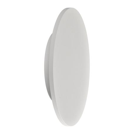 Настенный светодиодный светильник Mantra Bora Bora C0125, LED 30W 3000K 2400lm, белый, металл
