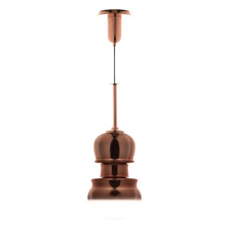 Подвесной светильник Mantra Sonata 6692, 1xE27x40W, медь, металл, стекло