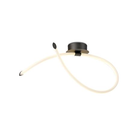 Потолочный светодиодный светильник Mantra Armonia 6795, LED 25W 3000K 1875lm, сталь, белый, металл, пластик