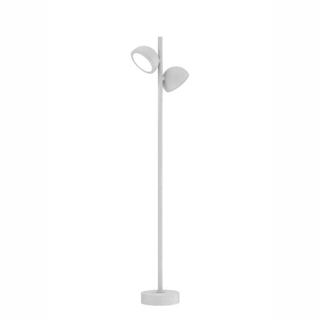 Садово-парковый светильник Mantra Everest 6742, IP65, 2xGX53x10W, белый, металл, металл со стеклом/пластиком