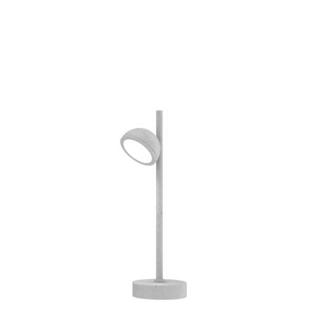 Садово-парковый светильник Mantra Everest 6744, IP65, 1xGX53x10W, белый, металл, металл со стеклом/пластиком