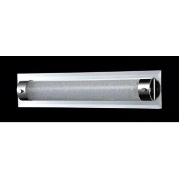 Настенный светодиодный светильник Maytoni Plasma C444-WL-01-13W-N (mod444-01-n), LED 13W 4000K 910lm CRI80, зеркальный, никель, прозрачный, стекло - миниатюра 3