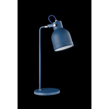 Настольная лампа Maytoni Pixar Z148-TL-01-L (mod148-01-l), 1xE27x40W, синий, металл - миниатюра 3