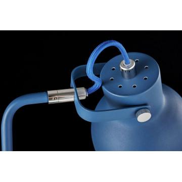 Настольная лампа Maytoni Pixar Z148-TL-01-L (mod148-01-l), 1xE27x40W, синий, металл - миниатюра 5