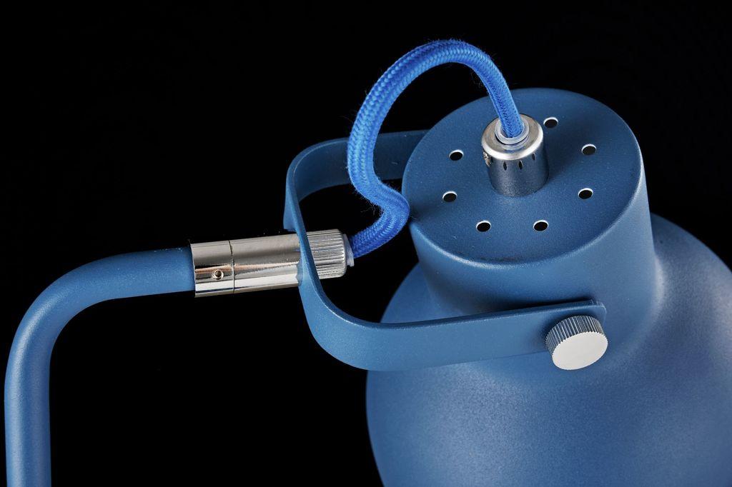 Настольная лампа Maytoni Pixar Z148-TL-01-L (mod148-01-l), 1xE27x40W, синий, металл - фото 5