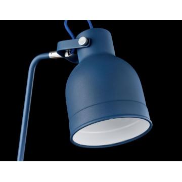 Настольная лампа Maytoni Pixar Z148-TL-01-L (mod148-01-l), 1xE27x40W, синий, металл - миниатюра 6