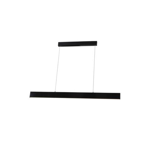 Подвесной светодиодный светильник Lucia Tucci Illuminazione AERO 206.30 nero LED, LED 42W 3200K 1372lm
